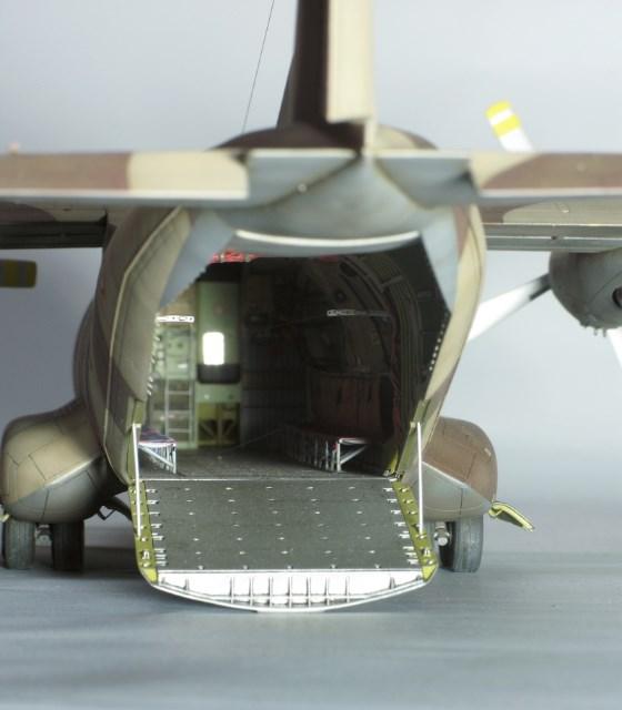 TRANSALL C-160 1/72 89v4xd