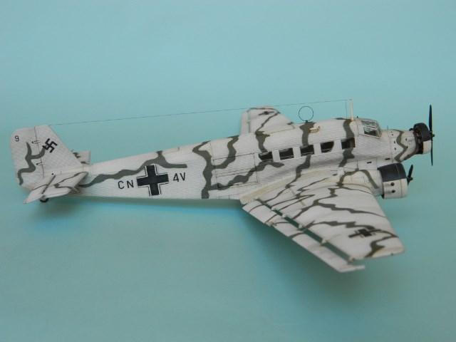 Junkers Ju-52. Italeri 1/72. 8ctmsx