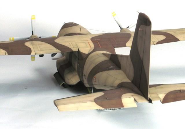 TRANSALL C-160 1/72 Dph1sx