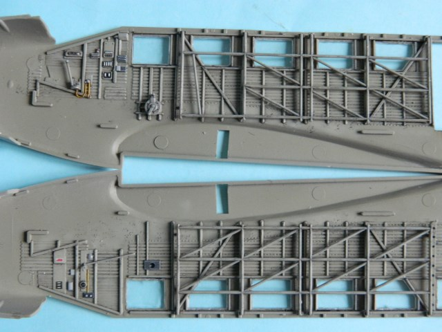 Ju-52. Revell1/48. J2hzet