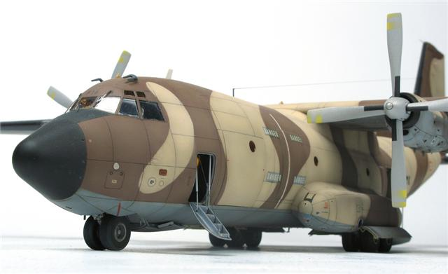 TRANSALL C-160 1/72 O1rwo3