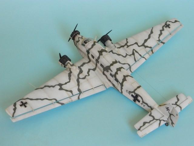 Junkers Ju-52. Italeri 1/72. Ugpe3c
