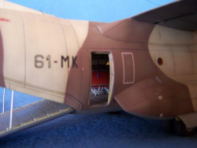 TRANSALL C-160 1/72 W70cbg