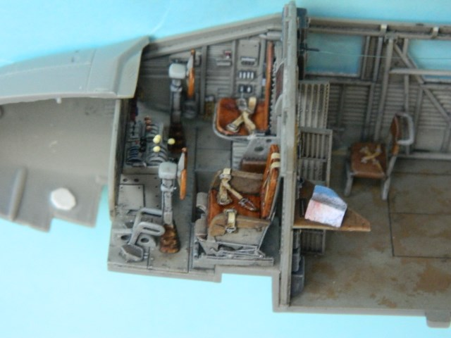 Ju-52. Revell1/48. Xq4cnn