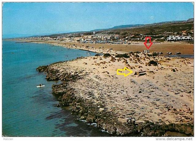 St Pierre sur Mer - Roc de la Batterie 4gagyx