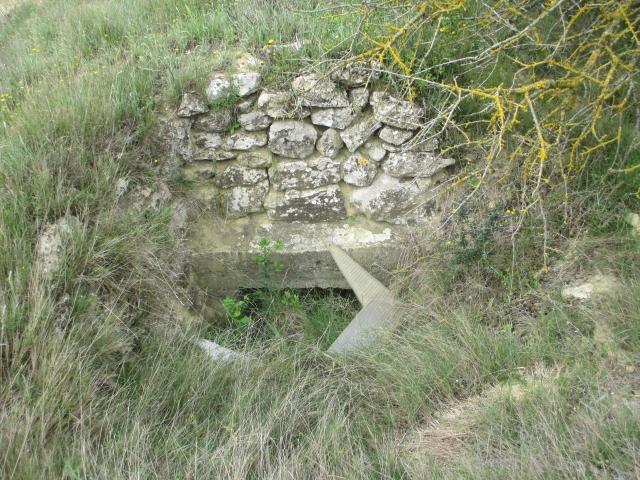 Bunkers sur la colline du Roucan-Marcorignan (11) 80yii2