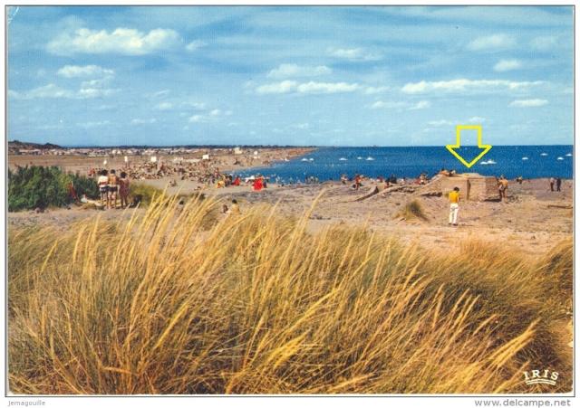 St Pierre sur Mer - Roc de la Batterie Bqwfgg