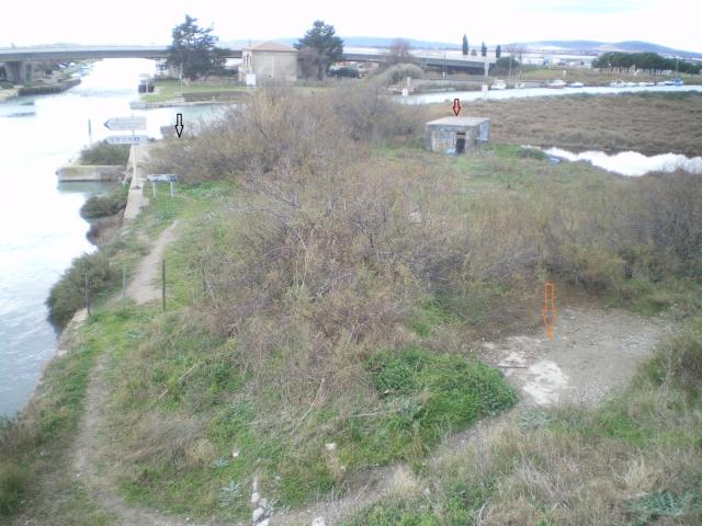 Les 4 canaux - Palavas les Flots (près Montpellier, 34) C18601