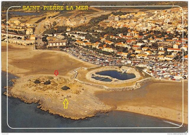 St Pierre sur Mer - Roc de la Batterie G5vj26