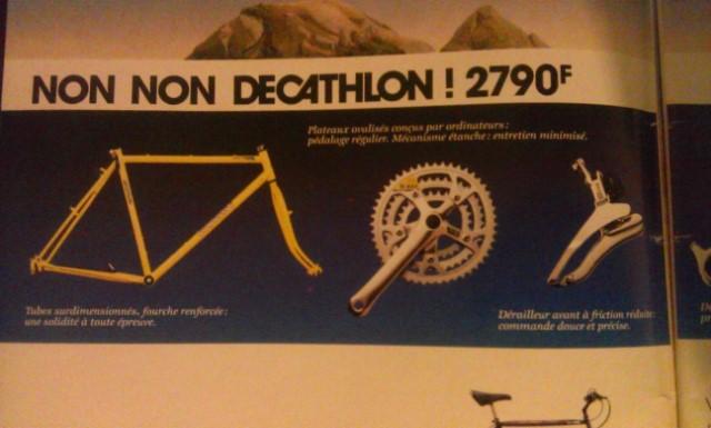 VTT Décathlon TORRENT K3 1991 21 V 05c8zs