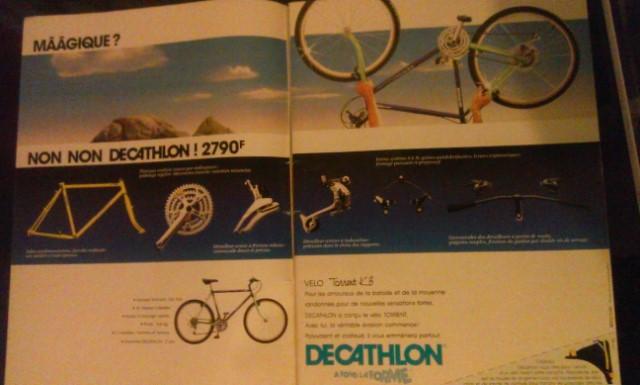 VTT Décathlon TORRENT K3 1991 21 V 6nxx28
