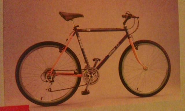 VTT Décathlon TORRENT K3 1991 21 V M4cl07