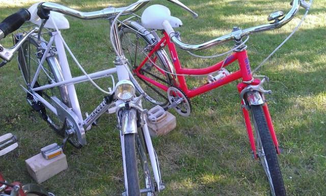 4 vélos enfants (Anquetil, Starnord pliant, MBK...) T1c1dx