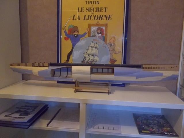 Sous-marin U96 marque Hachette échelle 1/48 7mfbri