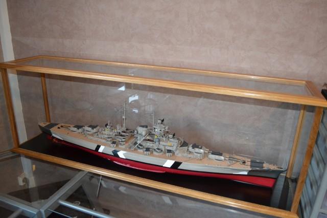 Bismarck Hachette au 1/200° A32uha