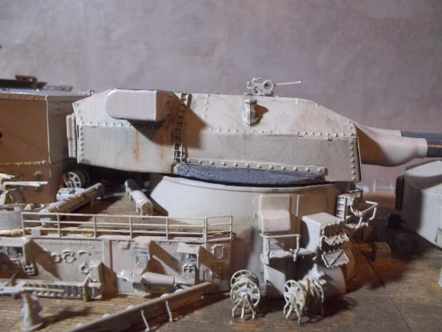 Bismarck Hachette au 1/200° Rk1nav
