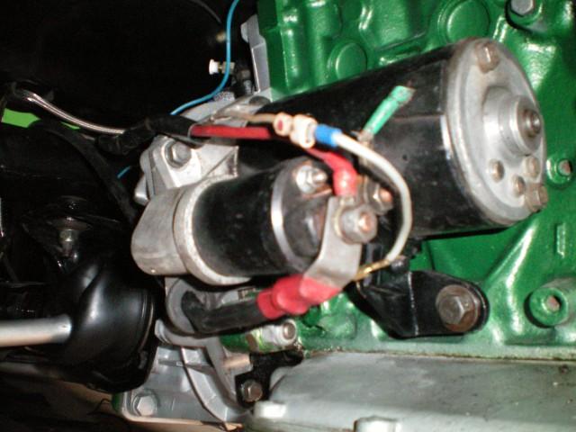 Problème électrique K459qd