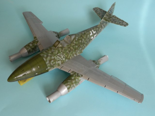 Me 262 A 1a. 1/32 Trumpeter . - Page 2 1y4ovq