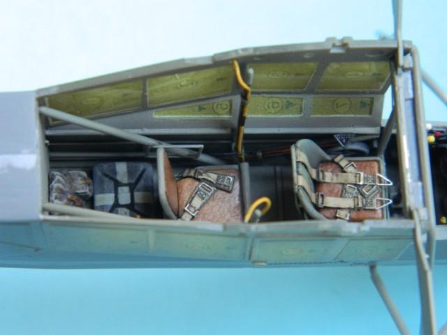 Fieseler Fi-156. Tamiya 1/48. Fertig. 62rj9m