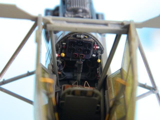 Fieseler Fi-156. Tamiya 1/48. Fertig. 6tkxma
