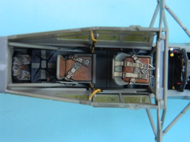 Fieseler Fi-156. Tamiya 1/48. Fertig. 7u2w2i
