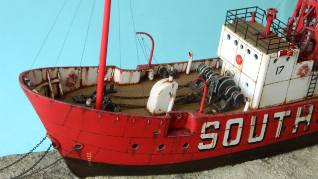 FIRE-BOAT. Revell 8aw03n