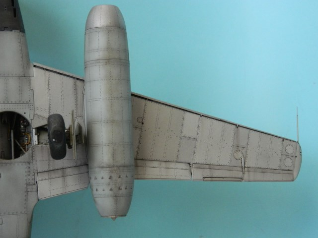 Me 262 A 1a. 1/32 Trumpeter . - Page 2 8m6gpr