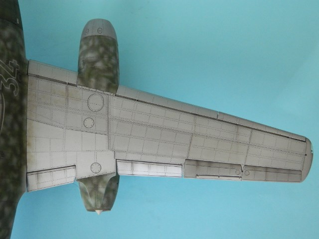 Me 262 A 1a. 1/32 Trumpeter . - Page 2 B9rqy2