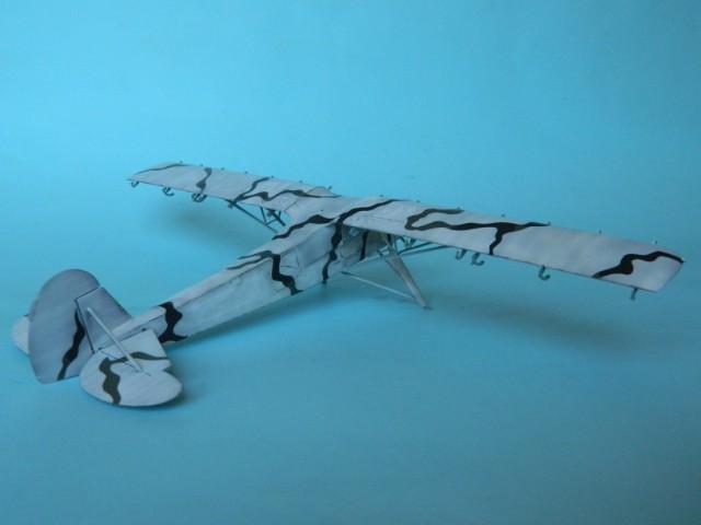 Fieseler Fi-156. Tamiya 1/48. Fertig. Ccbm1k