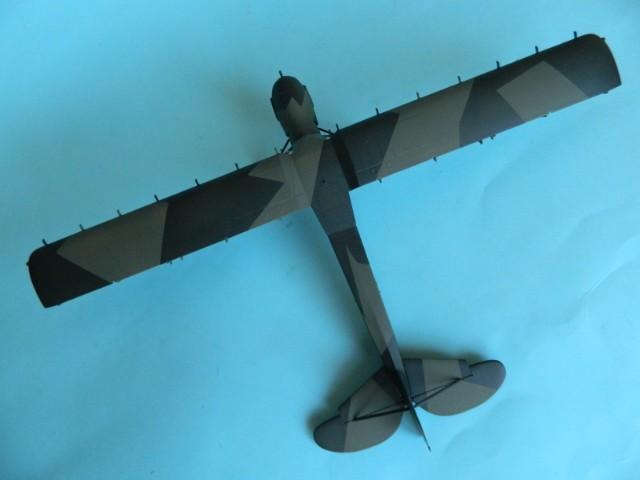 Fieseler Fi-156. Tamiya 1/48. Fertig. Cyfip9