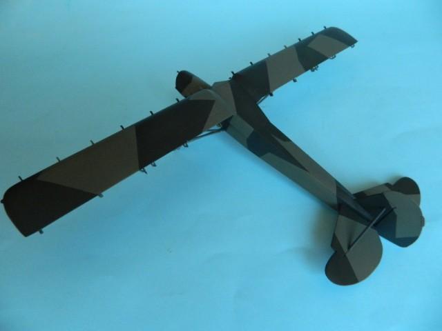 Fieseler Fi-156. Tamiya 1/48. Fertig. D9htbt