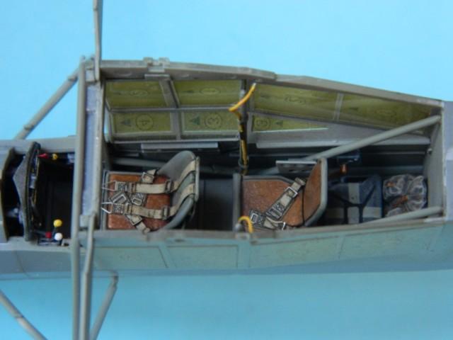 Fieseler Fi-156. Tamiya 1/48. Fertig. Dxizaw