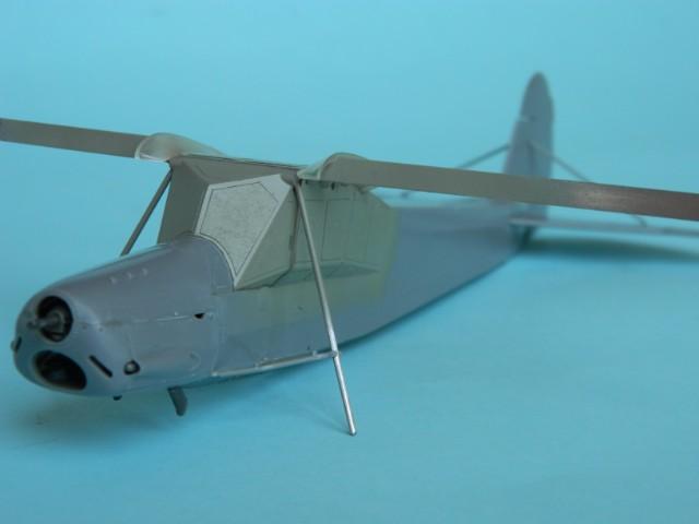 Fieseler Fi-156. Tamiya 1/48. Fertig. Eh8p63