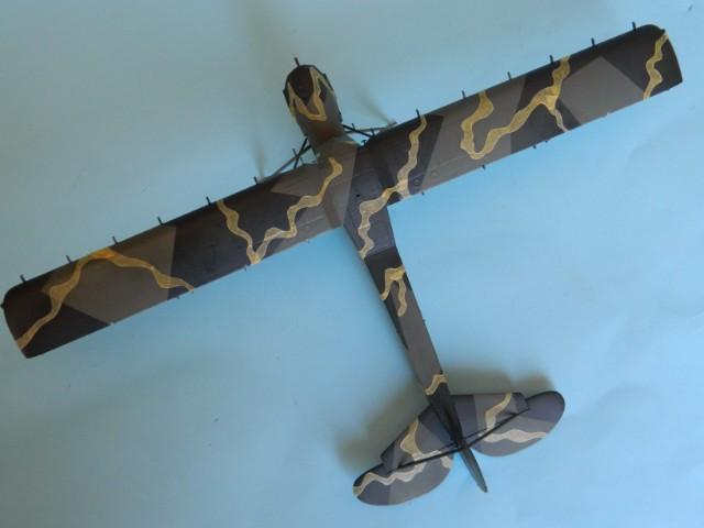 Fieseler Fi-156. Tamiya 1/48. Fertig. Grjguv