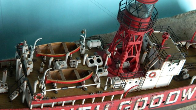 FIRE-BOAT. Revell Ibjirk