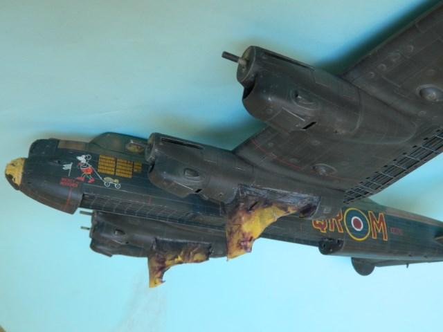 AVRO LANCASTER  Mk.III. Tamiya 1/48° - Page 12 Ioz0d2