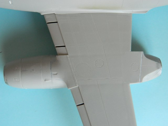 Me 262 A 1a. 1/32 Trumpeter . - Page 2 Jxwjxv