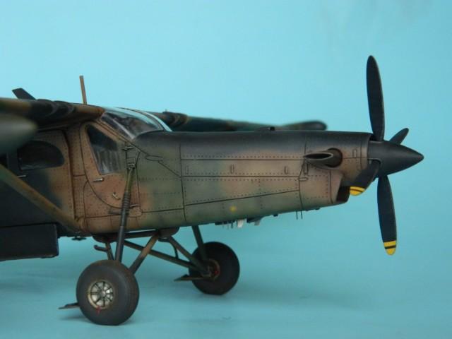 Pilatus PC-6/B2-H4. Roden 1/48.  fini. Llay7b