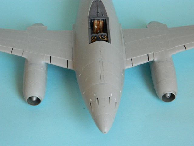 Me 262 A 1a. 1/32 Trumpeter . - Page 2 Lxp0vr