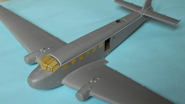 Ju-52. Revell1/48. - Page 4 Mf4bih