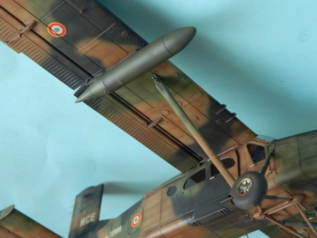 Pilatus PC-6/B2-H4. Roden 1/48.  fini. N962rn