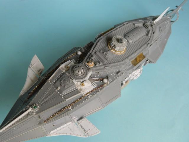 NAUTILUS Pegasus 1/144. .Fini. Nf6p85
