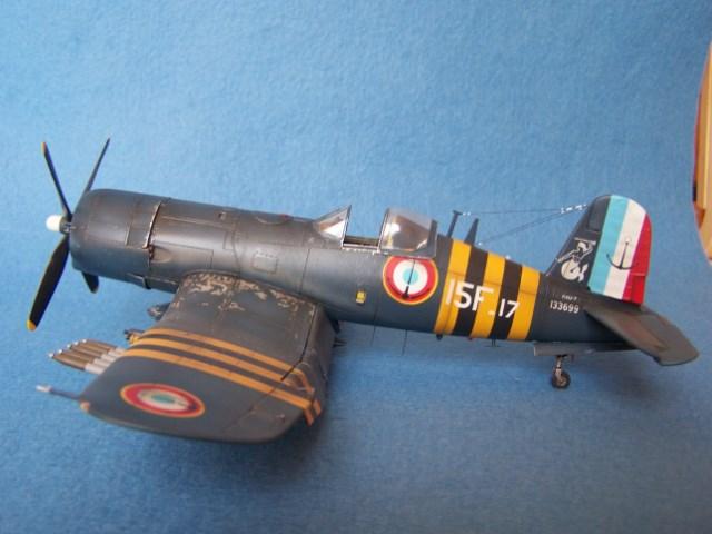 Corsair F4u-7 et Fg-1d. Ngotpx
