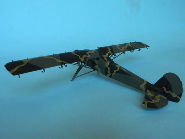 Fieseler Fi-156. Tamiya 1/48. Fertig. S4frcz