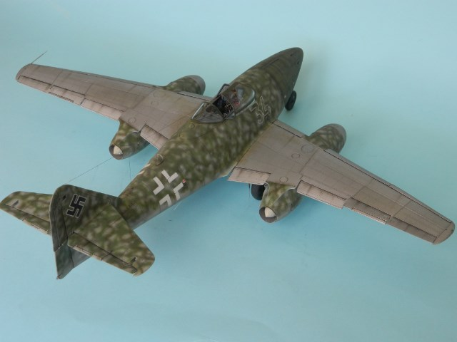 Me 262 A 1a. 1/32 Trumpeter . - Page 2 Tjnpzk