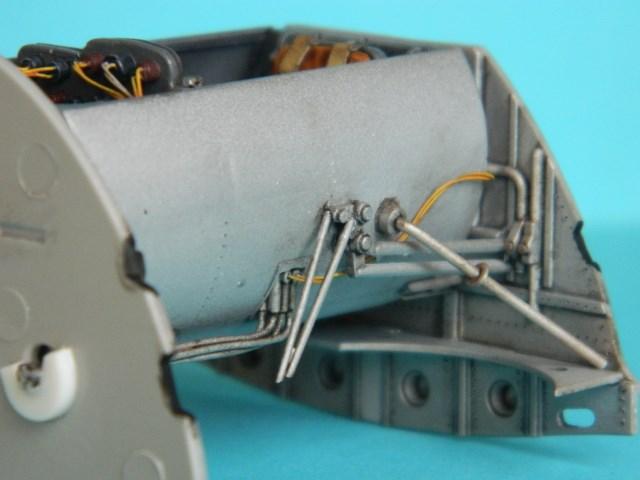 Me 262 A 1a. 1/32 Trumpeter . U89alx