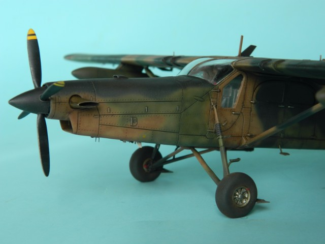 Pilatus PC-6/B2-H4. Roden 1/48.  fini. 0afqom