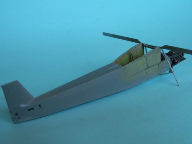 Fieseler Fi-156. Tamiya 1/48. Fertig. 30ljlp