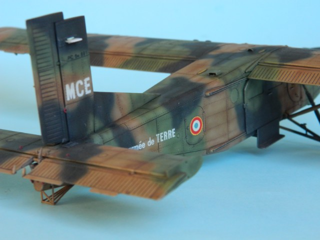 Pilatus PC-6/B2-H4. Roden 1/48.  fini. 8qhcbs