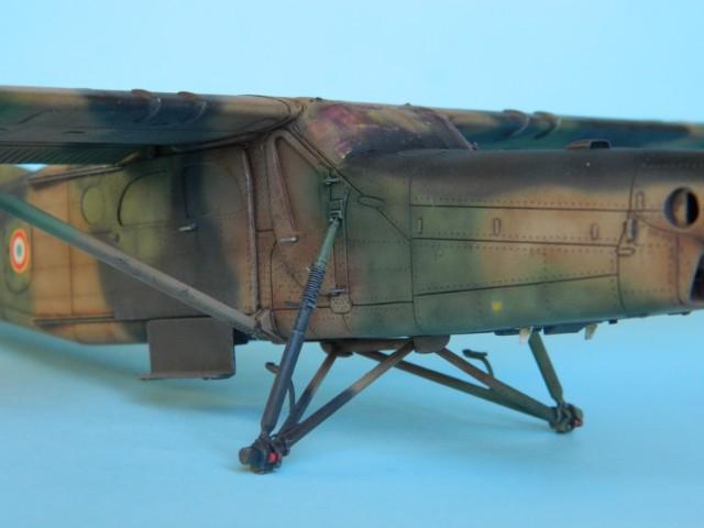 Pilatus PC-6/B2-H4. Roden 1/48.  fini. Hz15ts